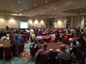 My SGFLA talk - courtesy of Scott Dunn